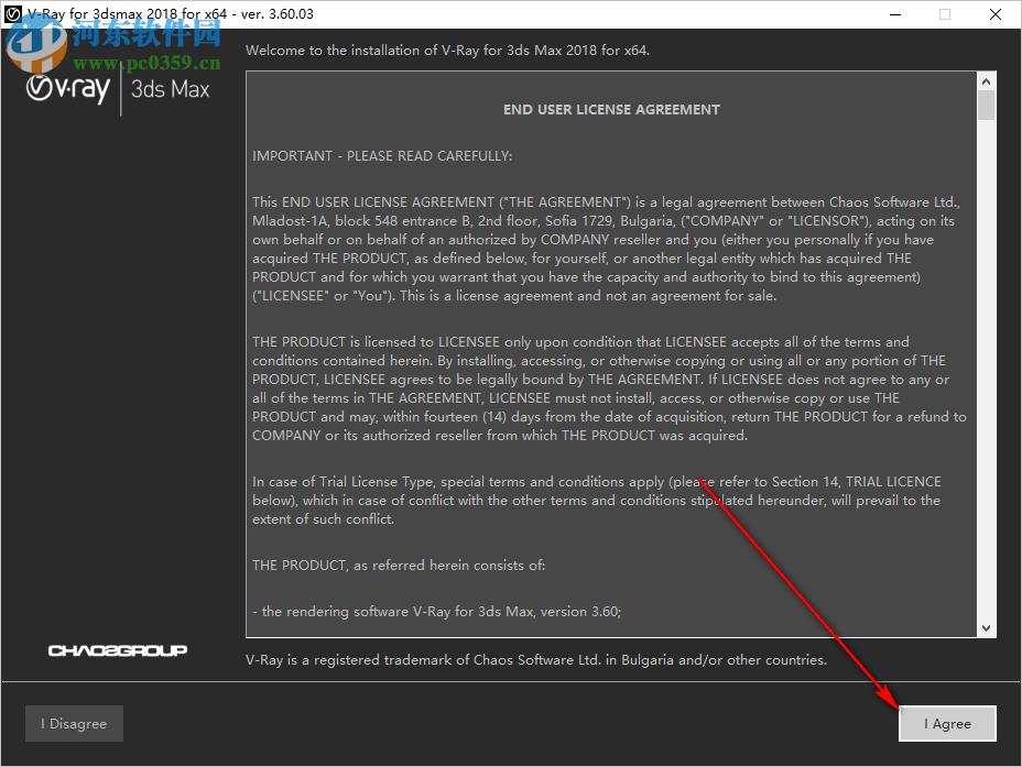 VRay Adv For 3D Max(渲染软件) 3.60.03 免费版