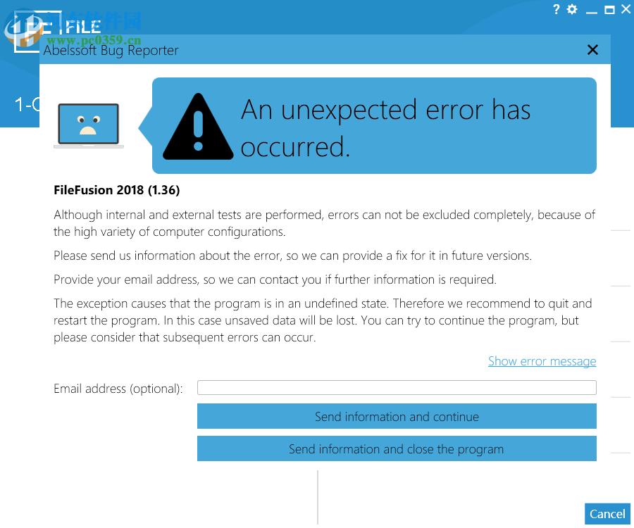Abelssoft FileFusion(重复文件清理软件) 3.001 官方版