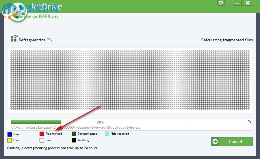 Abelssoft JetDrive(硬盘碎片整理工具) 9.3 免费版