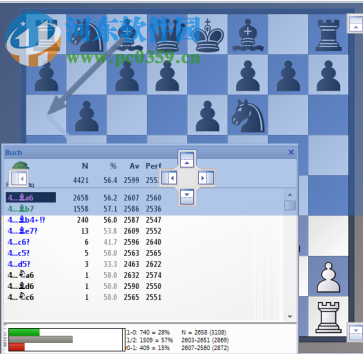 ChessBase下载(国际象棋软件) 15.7 破解版