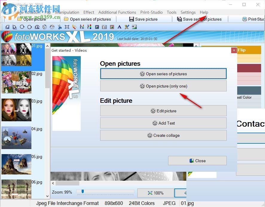 FotoWorks XL 2019下载 19.0.1 破解版
