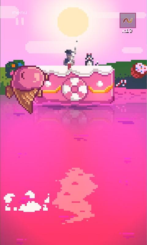 梦幻钓鱼 1.1 免付费完整版