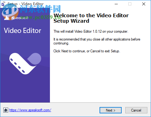 Apeaksoft Studio Video Editor(视频编辑软件)