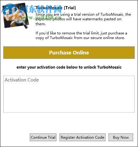 TurboMosaic(马赛克拼图制作软件) 3.0.9 官方版