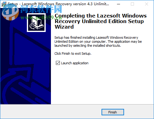 Lazesoft Windows Recovery Unlimited Edition 4.3.1 免费版