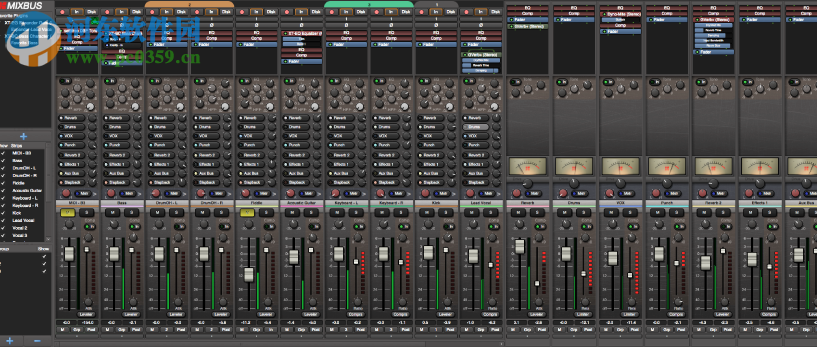 Harrison Mixbus(音频工作站软件) 5.1.0 免费版