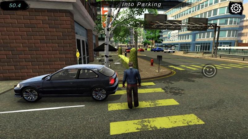 真实手动挡停车模拟器(1)