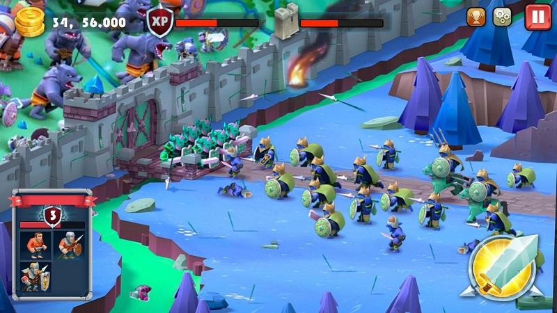 城堡防御(2)