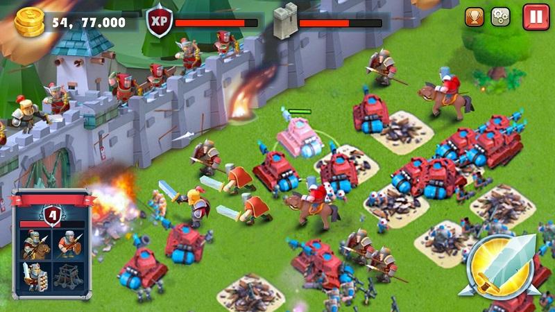 城堡防御(3)