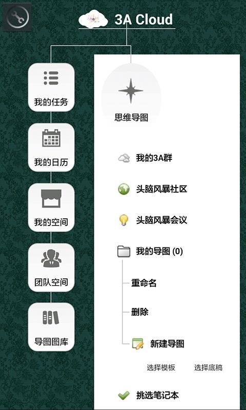 3A 思维导图(1)