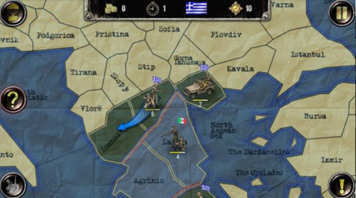 战略与战术二战沙盒版(3)