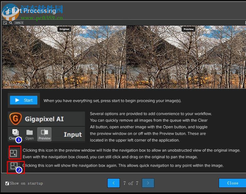 Topaz Gigapixel AI(图片无损放大软件) 4.0.2 免费版