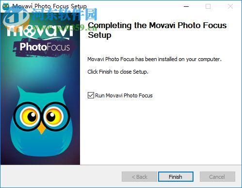 Movavi Photo Focus(图像模糊处理软件) 1.1.0 官方版