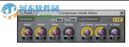 Voxengo Polysquasher3(压缩器插件) 3.1 免费版