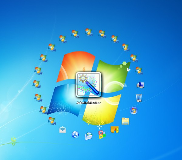 Eusing Launcher(桌面图标管理软件) 3.5 官方版