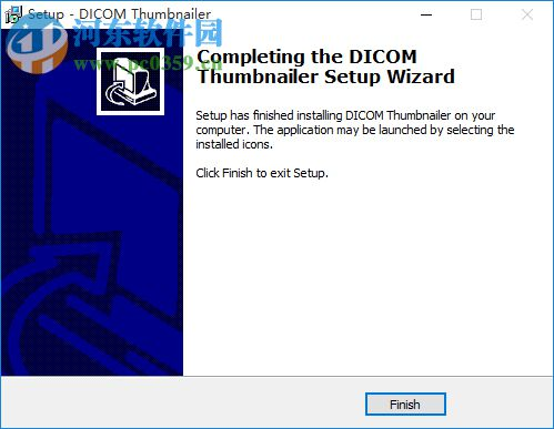 DICOM Thumbnailer(dicom缩略图查看工具) 1.7.0 官方版