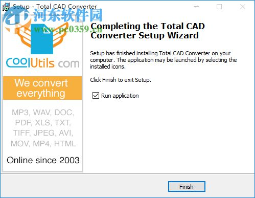 Total CAD Converter(cad转换器) 3.1.0.113 中文版