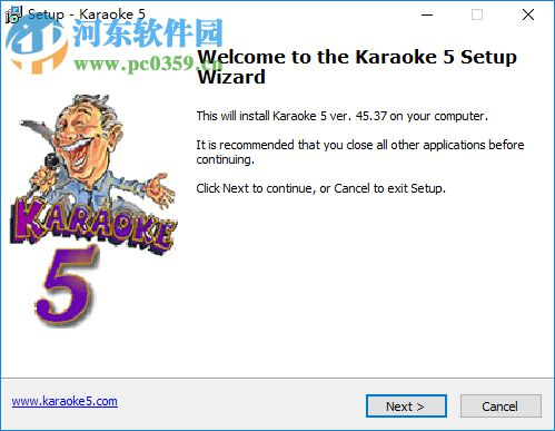 Karaoke 5(卡拉OK播放器) 45.37 免费版