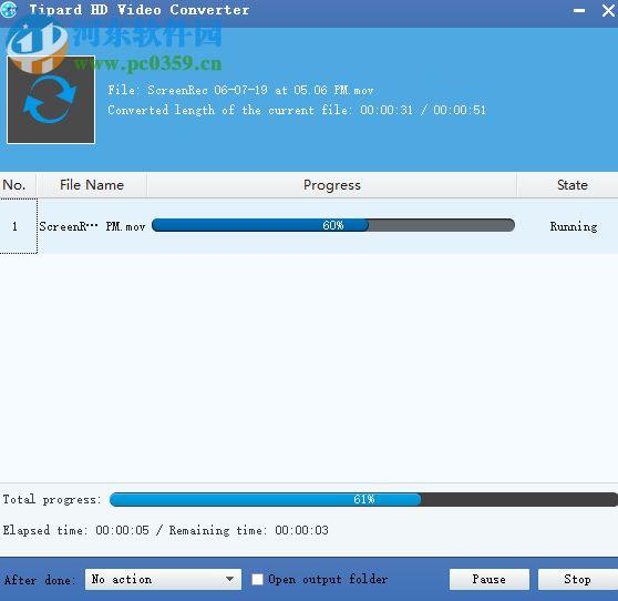 Tipard HD Video Converter(高清视频转换工具) 7.3.8 免费版