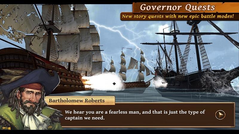 海盗战斗时代船只(3)