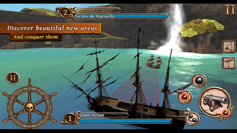 海盗战斗时代船只(2)