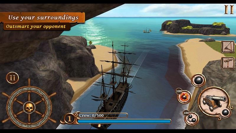 海盗战斗时代船只(4)