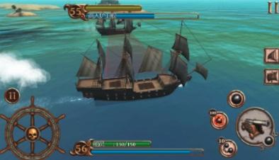 海盗战斗时代船只(6)