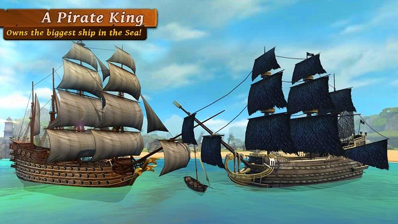 海盗战斗时代船只(5)