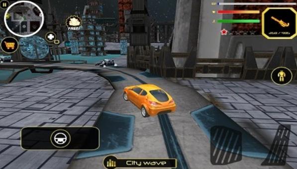 机器人城市之战(1)