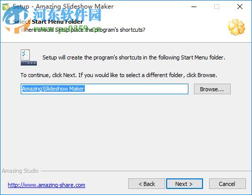 Amazing Slideshow Maker(幻灯片制作软件) 4.1.0 官方版