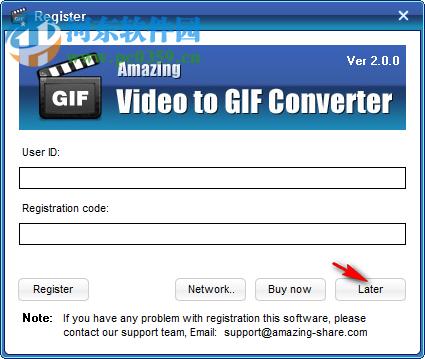 Amazing Video to GIF Converter(视频转GIF工具) 2.0.0 官方版