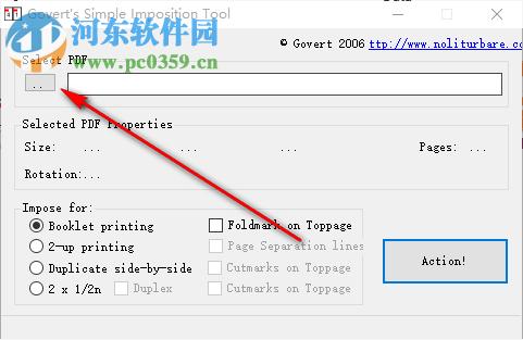 Gimposition(PDF页面合成工具) 1.0 绿色版