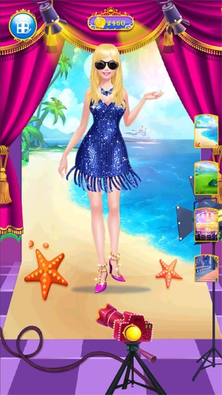 公主化妆游戏(1)