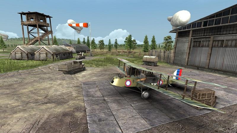 空战飞行员先锋(1)