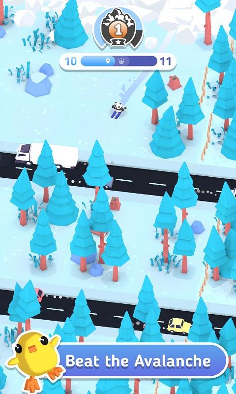 疯狂雪山(1)