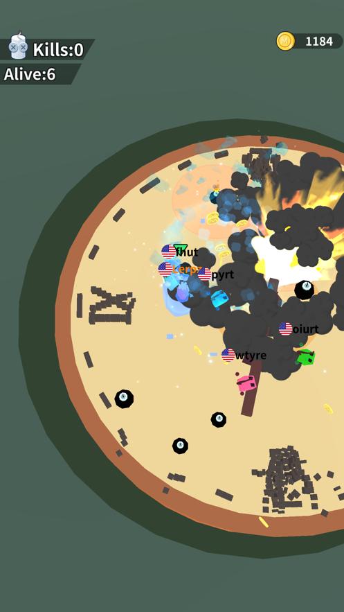 抖音炸弹派对大作战 1.0.0 安卓版