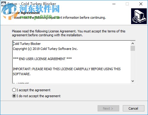 Cold Turkey Blocker Pro 3.10 免费版