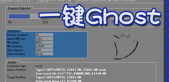 一键Ghost软件