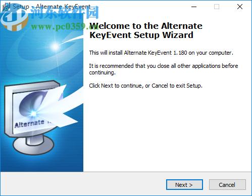 Alternate KeyEvent