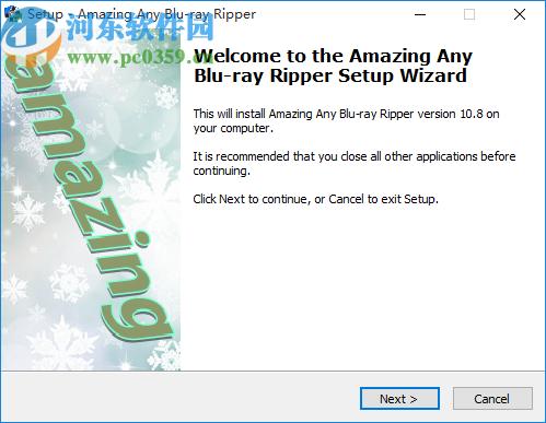 Amazing Any Blu-ray Ripper(蓝光视频转换器)