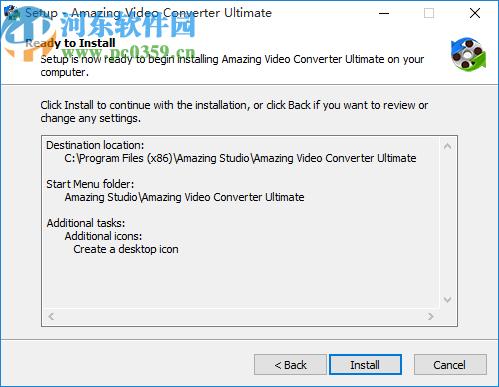 Amazing Video Converter Ultimate(视频格式转换器)