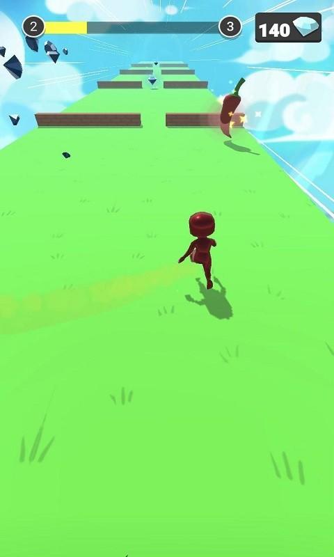 Farting Run(2)