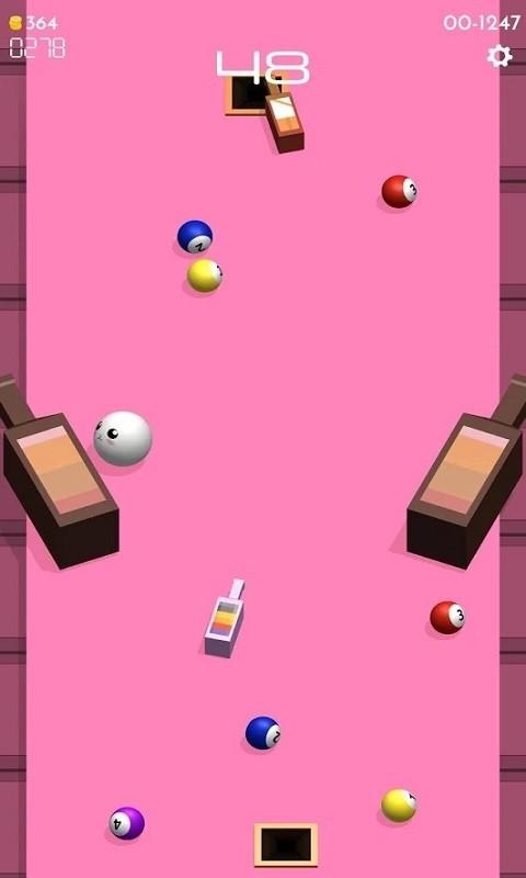 弹珠台球(2)