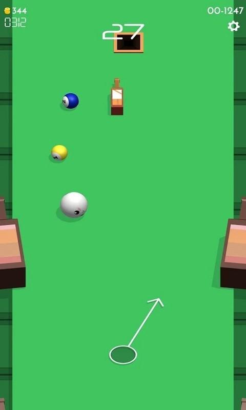 弹珠台球(4)