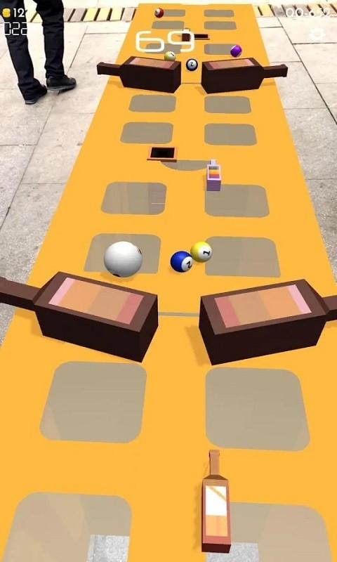 弹珠台球(3)