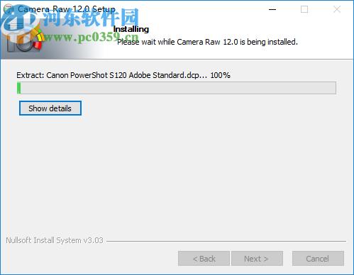 adobe camera raw 12中文版
