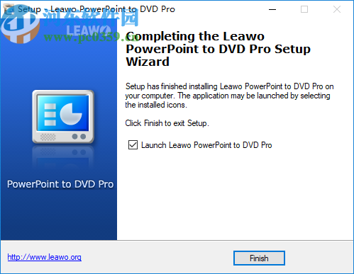 Leawo PowerPoint to DVD(PPT转DVD工具)