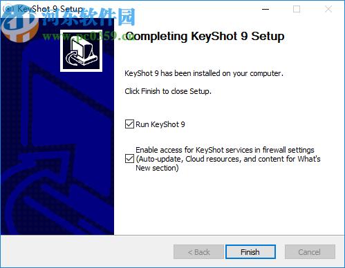 keyshot9破解文件