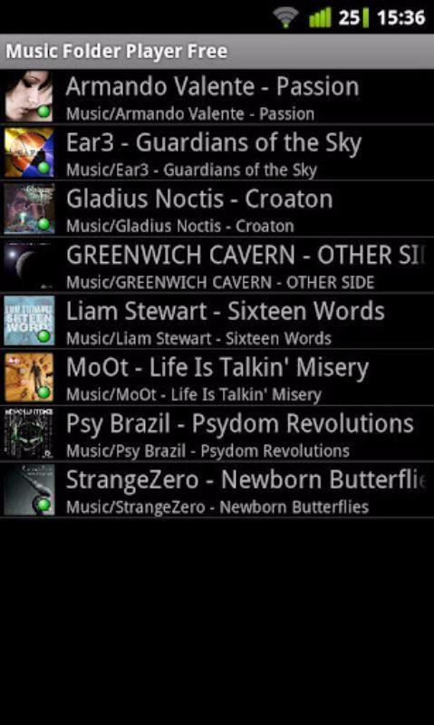 Music Folder Player Free(4)