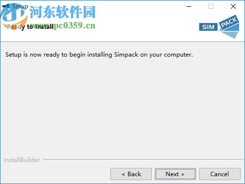 DS SIMULIA Simpack 2020.1破解版
